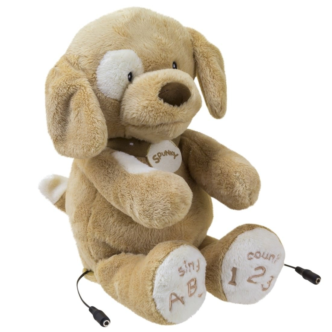 Switch Adapted Toy ABC 123 Spunky The Dog by AbleNet 30000034 by Ablenet (Image #1)