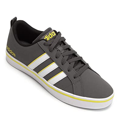Tênis Adidas Pace VS Branco Masculino  Amazon.com.br  Amazon Moda cbc154a18b1c1