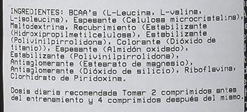 Xcore Nutrition BCAA Complex 3100 400 Tabs - Excelente Fórmula de Aminoácidos - Favorece el Crecimiento Muscular, el Rendimiento y la Recuperación - 66 ...