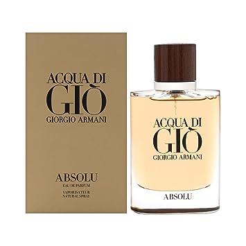 Absolu De Oz 5 Spray2 Armani Gio Parfum Acqua Fl Di Eau JFclK1