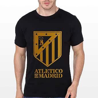 اتيكو مدريد تي شيرت للرجال ، مقاس XXL كبير