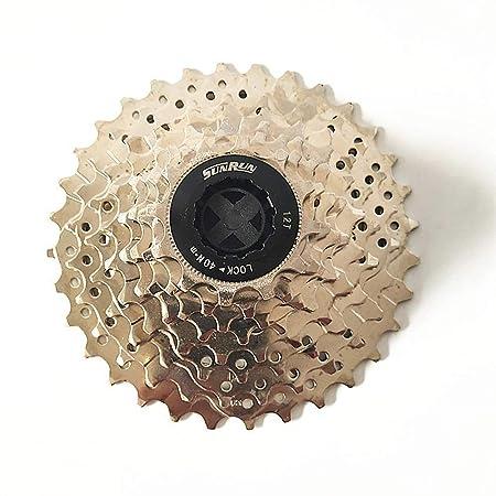 Casetes y ruedas libres Piñón de cassette de bicicleta de montaña ...