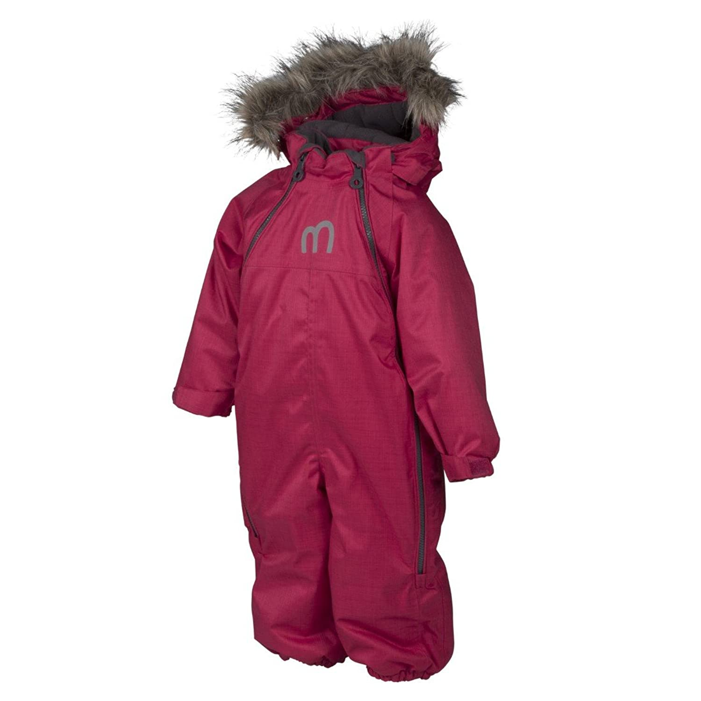 Minymo Baby Outdoor Schneeanzug Herrying 2 Zipper Bing 31