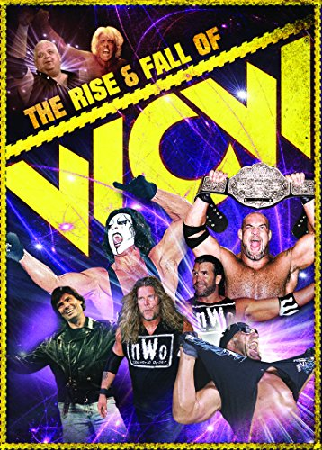 Ric Flair - The Rise & Fall of WCW (One Disc) (Widescreen)