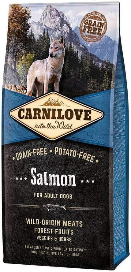 Carnilove Canine Adult Salmon 12000 g