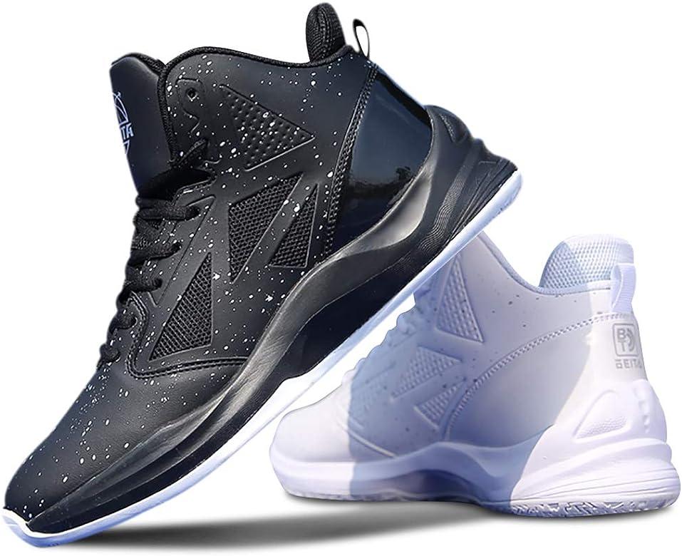 Beita - Zapatillas de Baloncesto para Hombre, Transpirables ...