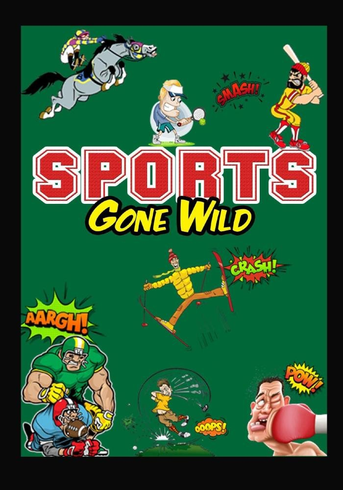 Amazon.com: Sports Gone Wild: Fisherman Catches 200 Pound Marlin, Fun With  Trampolines, Motocross Accidents: Jim Moylan: Movies & TV