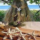 New Fashion Girl Korean Stylish Chic Starfish Beach Sea Star Hairpin Hair Clip