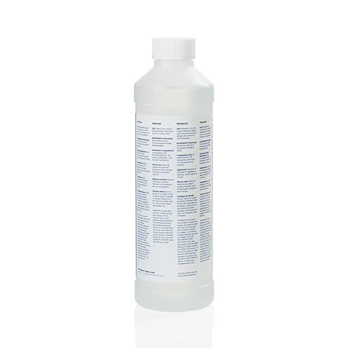 BLUELEMON Professional Limpiador para vitrocerámicas 500ml ...