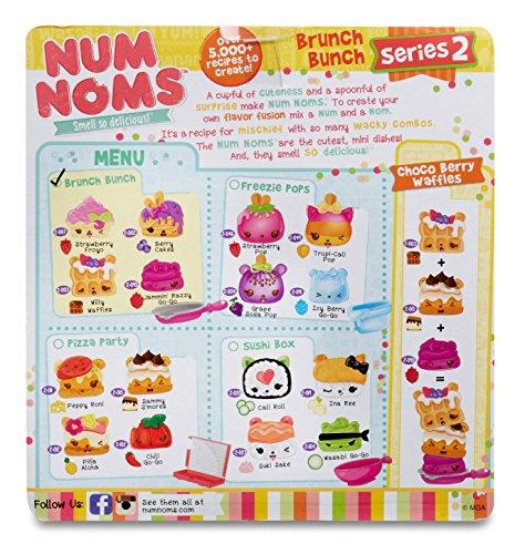 Delightful Num Noms Series 2   Scented   Brunch Bunch By Num Noms: Amazon.co.uk: Toys  U0026 Games