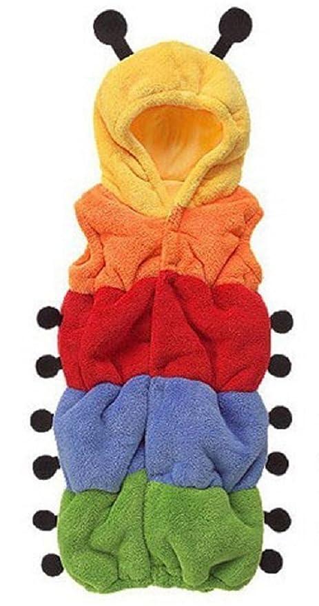 Uraqt unisex sacco nanna con cappellino 100% cotone motivo cartoni