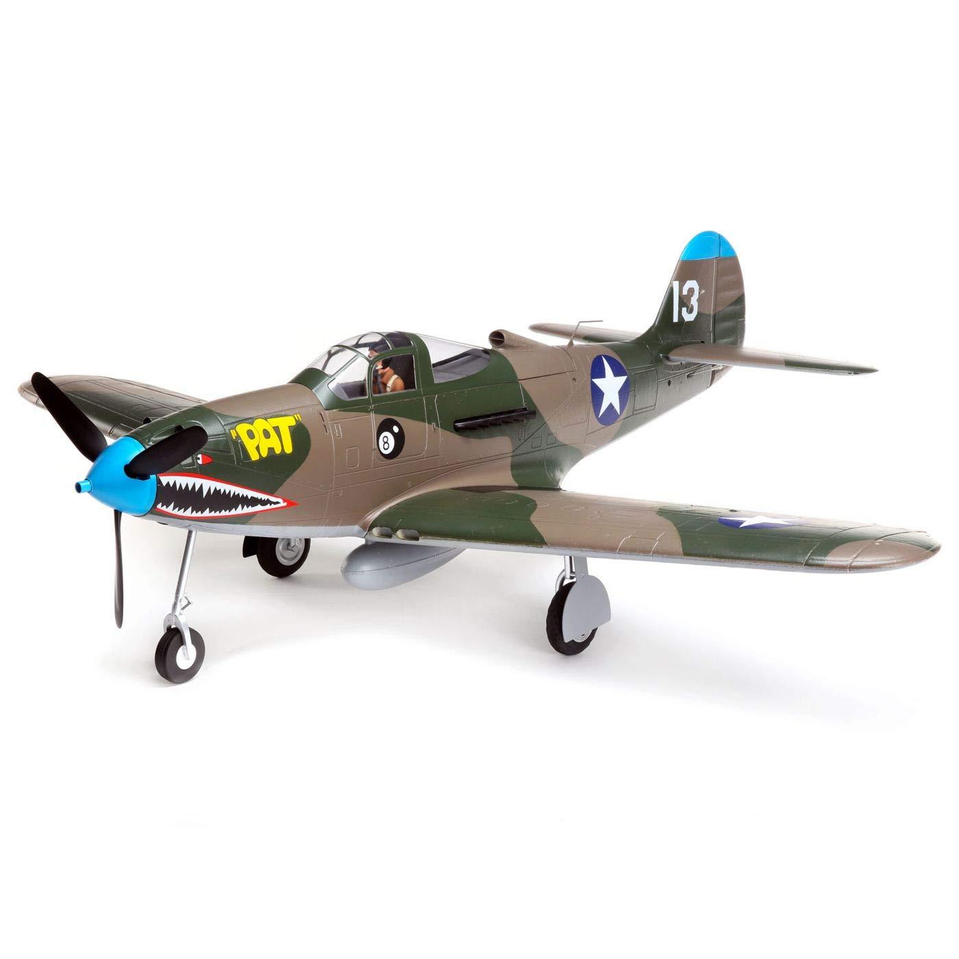 E-flite P-39 Airacobra 1.2m PNP B07QGFBRYR