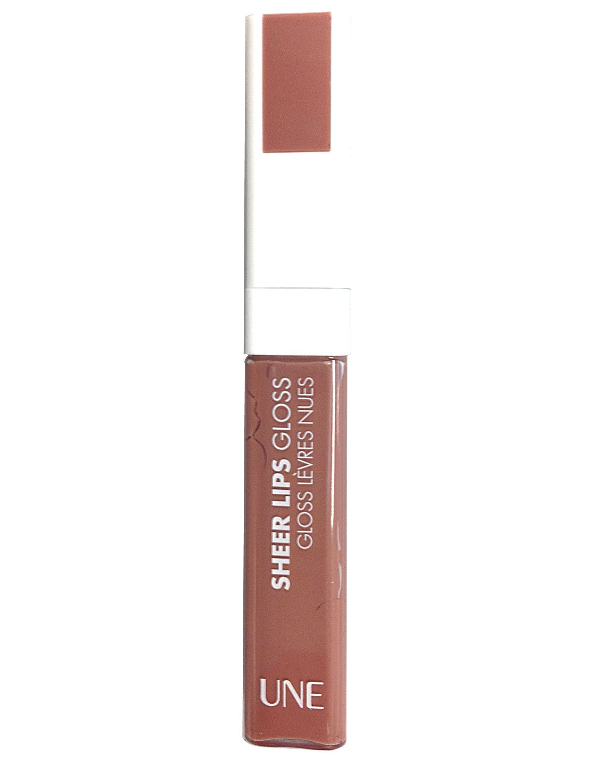 UNE Sheer Lips Gloss Lipgloss - S10 Bálsamo Labial Gloss - color: S11 UNE by Bourjois
