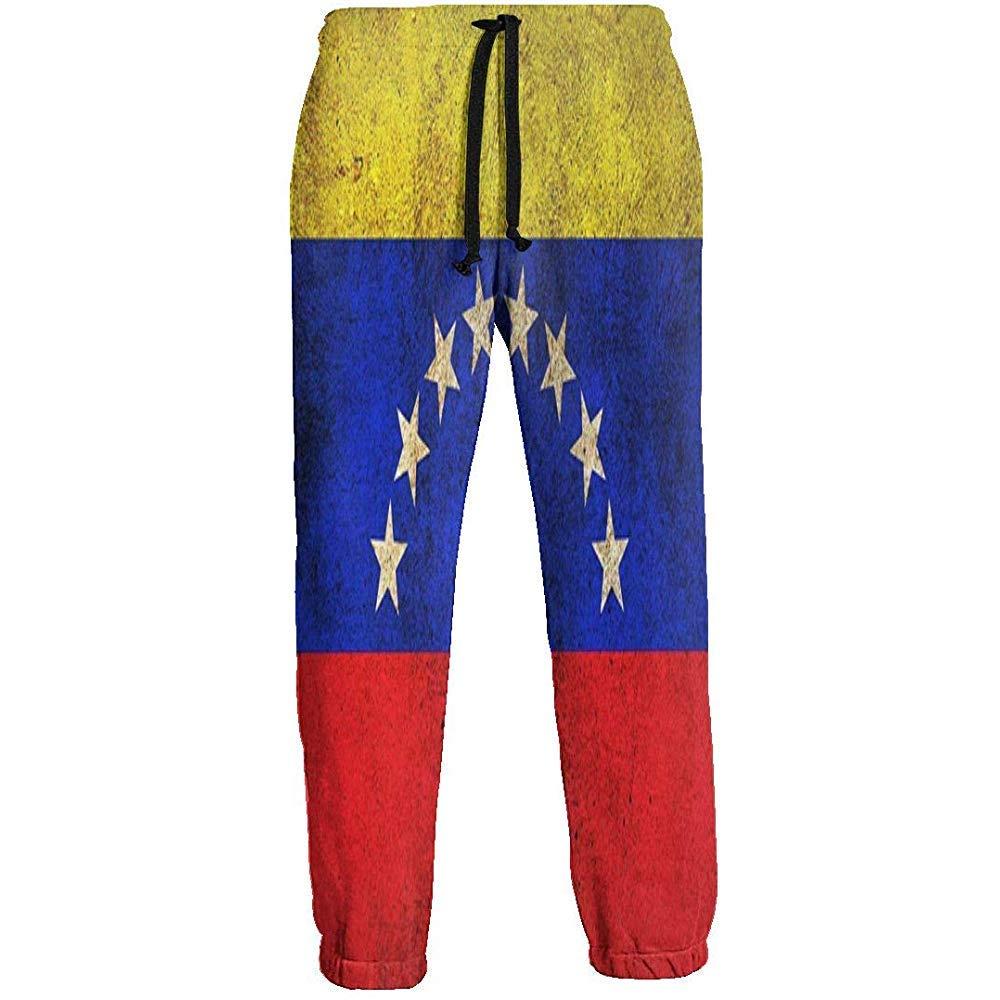 Eternity Bliss Pantalones de chándal para Hombre con Bandera de ...
