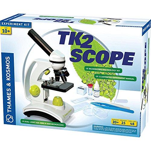 Thames Kosmos TK2 Microscope Set