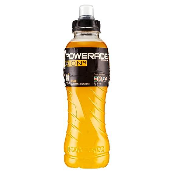 Powerade Orange Pet Ml.500  Amazon.it  Alimentari e cura della casa 101e4e5bc80