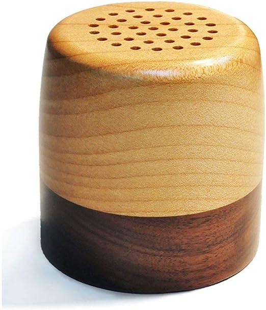 Asffdhley Caja Musical de Madera Caja de música Madera de Nogal ...