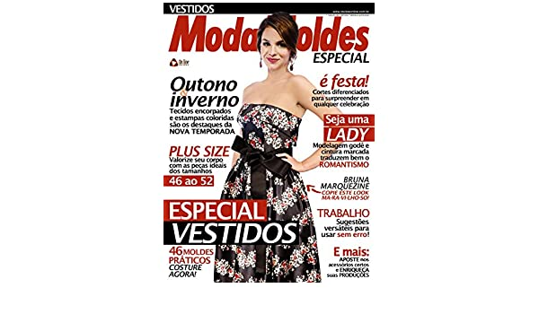 Moda Moldes Especial 13 (Portuguese Edition) - Kindle edition by On Line Editora. Arts & Photography Kindle eBooks @ Amazon.com.