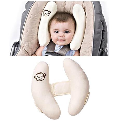 ggbaby @ almohada de bebé para niños Auto asiento cochecito ...