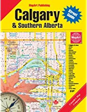 Calgary & Southern Alberta St. Guide Large Scale