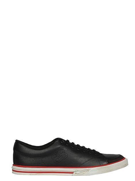 Balenciaga - Zapatillas para Hombre Negro Negro IT - Marke Größe, Color Negro, Talla 39 EU: Amazon.es: Zapatos y complementos