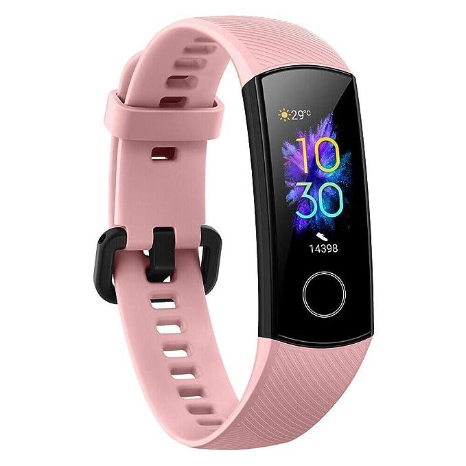 SIKAI Honor Band 5 Bluetooth Smartwatch AMOLED Pantalla a ...