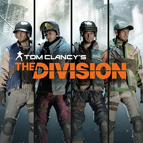 Tom Clancy's The Division: Sports Fan Outfit Pack - PS4 [Digital Code]