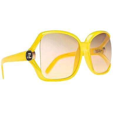 279fe4490e3222 Lunettes de soleil Von Zipper Dharma - Yellow   Grey Gradient   Amazon.co.uk  Sports   Outdoors