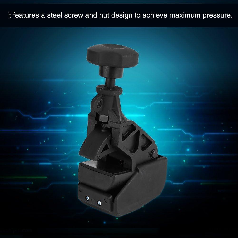 Nylon Clip Reifenwechselklemme Reifenreifen Fersenschieber Wechselwerkzeug Haltewulst Auto