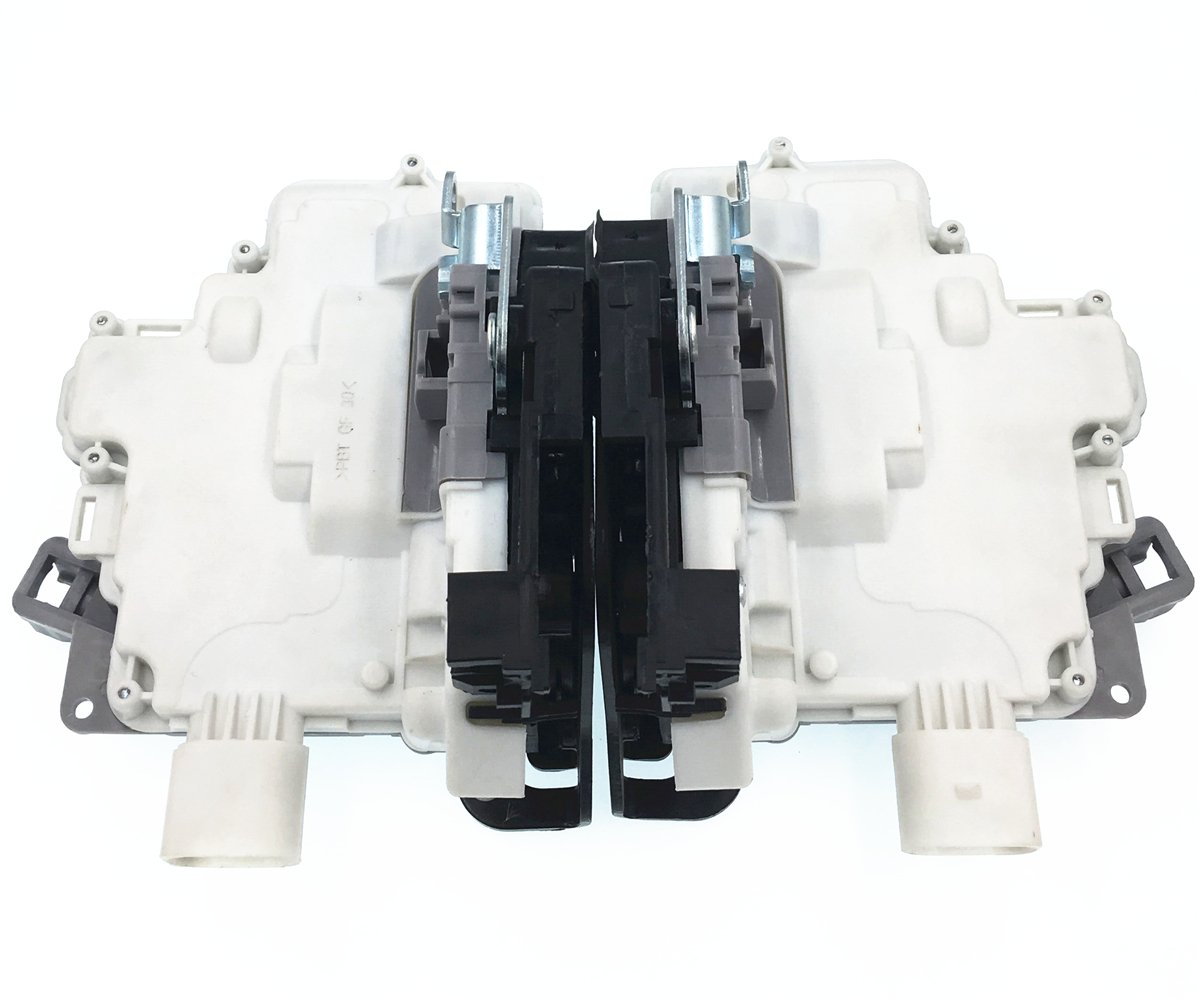 HZTWFC 1P0839016A Mecanismo de Bloqueo de Puerta Trasero Derecho del Pasajero Lateral del Lado del Pasador 5P0839012 5P0833056A W05P0839012
