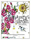 Avery's Garden: Adult Coloring Book (Across The Universe) (Volume 3)