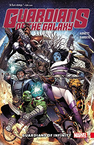 Guardians Of The Galaxy  Guardians Of Infinity