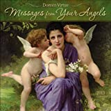 Doreen Virtue - Messages from Your Angels 2013 Wall Calendar