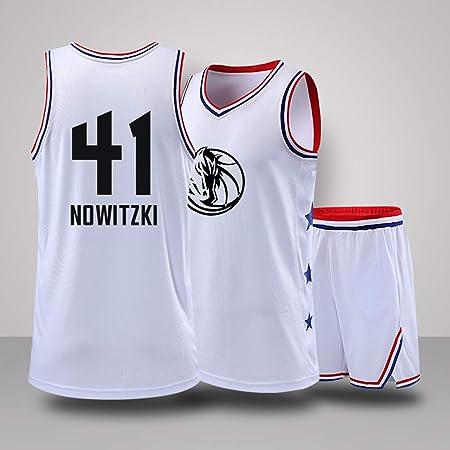 Baloncesto para Hombre Pantalones Cortos de Verano Camisetas de ...