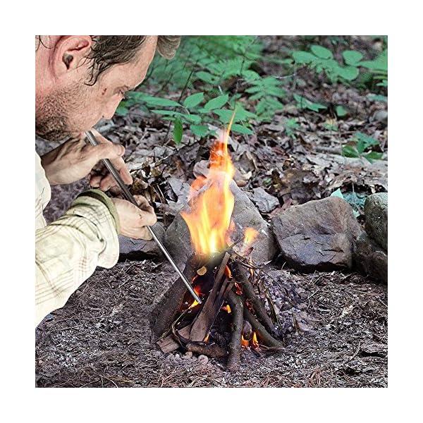 Campfire Blower