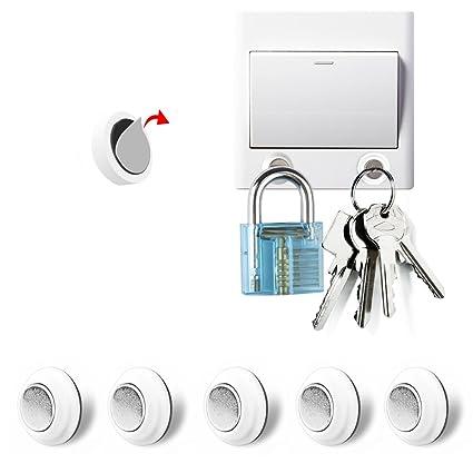blendx fuerte magnético clave organizador de estante - Titular de ...