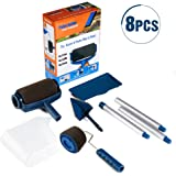 Paint Roller Brush Painting Handle Tool - No Prep, No Mess. Simply Pour and Paint to Transform Any Room In Just Minutes
