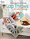 Corner-To-Corner Lap Throws for the Family (Annies Crochet)