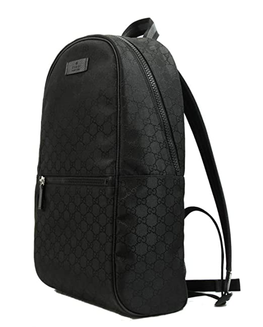 9d45e6bcd6 Gucci, Zaino Casual Uomo Nero Black taglia unica: Amazon.it ...