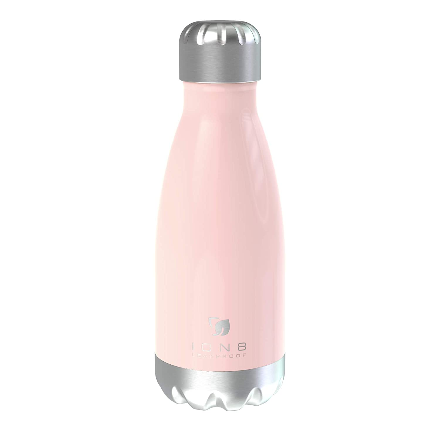 Ion8 Kid/'s Leak Proof Vacuum Insulated Flask /& Reusable Stainless Steel Water Bottle 10oz 280ml