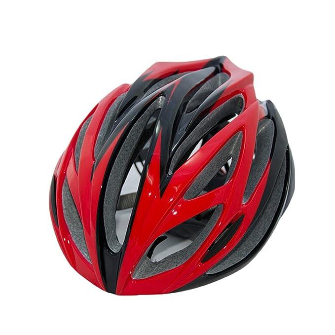 Dooxii Adulto Hombres Mujeres Profesional Bicicleta de Montaña Casco de Ciclismo Ligero Ajustable MTB Multiuso Cascos 56-63cm: Amazon.es: Ropa y accesorios
