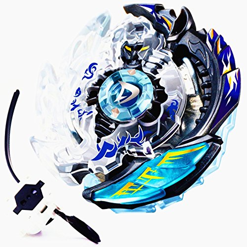 Buywin Bey Burst Blade B-85 Booster Killer Deathscyther .2V.Hn Battling Top Burst Launcher Starter Ripcord Launcher 4D System BeyLauncher Spining Top Game Toys