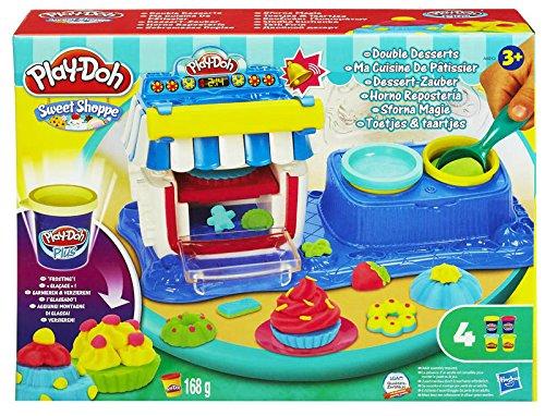 159 opinioni per Play-Doh A5013E24- Set Pasta da Modellare Sforna Magie