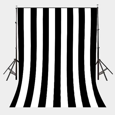 Amazon Com Lylycty 5x7ft Polyester Photography Background Black