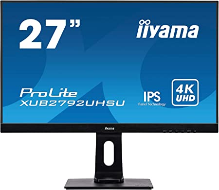 27 Zoll 4K-Monitore iyama ProLite XUB2792UHSU-B1