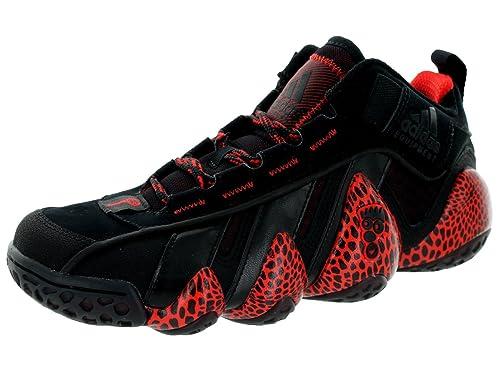 28d291fa9da8 Adidas Men s Eqt Key Trainer Black1 Black1 Poppy Training Shoe 8 Men ...