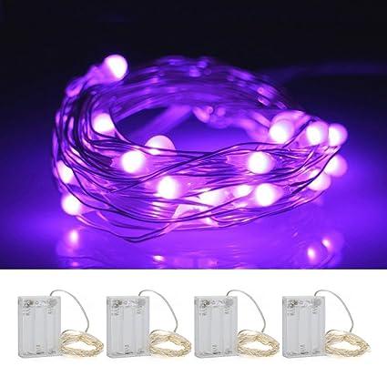 buy online 1e342 580e8 Amazon.com : Smart Living Company 12010845 20 LED Copper ...