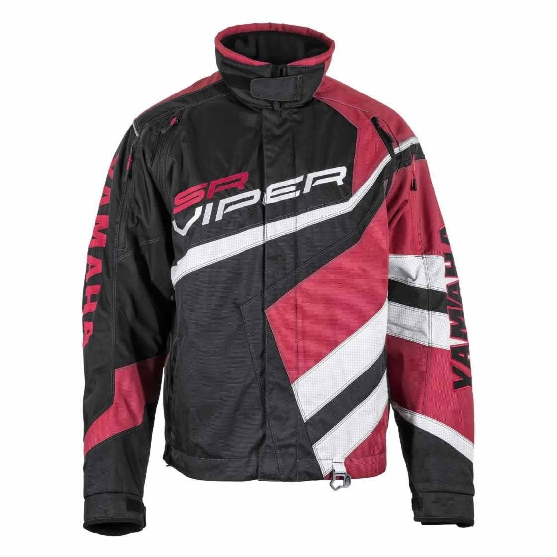 2015 Yamaha hombre rojo Sr Viper chaqueta de nieve smb-15jvp ...