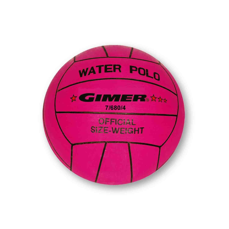 GIMER Waterpolo Balón, Fucsia, número 4: Amazon.es: Deportes y ...