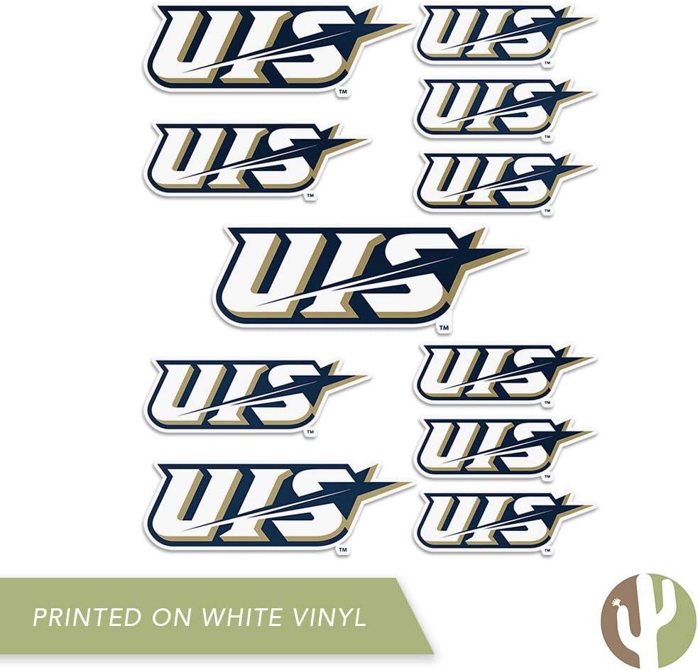 Sheet Type 3-1 University of Illinois Springfield UIS Prairie Stars NCAA Sticker Vinyl Decal Laptop Water Bottle Car Scrapbook